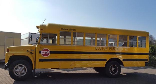 Amerikaanse Schoolbus - Limousine Service