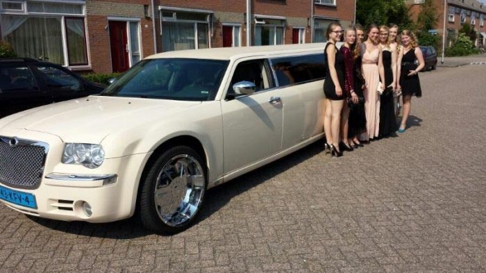 Chrysler limousine - Fotogallerij 2