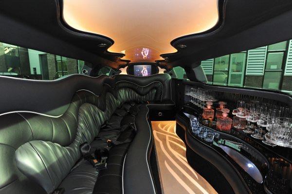 Chrysler limousine - Fotogallerij 3