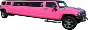 Limousine Service - Hummer H3 Limousine