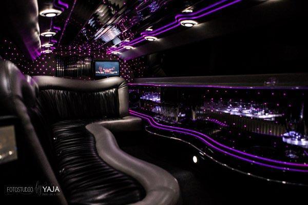 Chrysler limousine - Fotogallerij 1