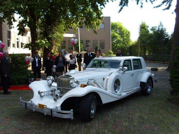 Excalibur limousine - Fotogallerij 1