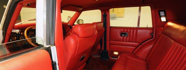Excalibur limousine - Fotogallerij 6