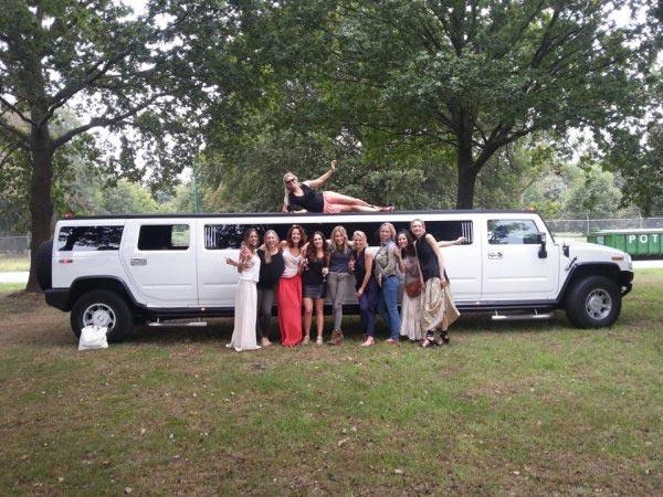 Hummer limousine - Fotogallerij 4