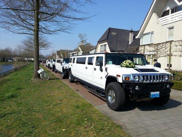 Hummer limousine - Fotogallerij 6