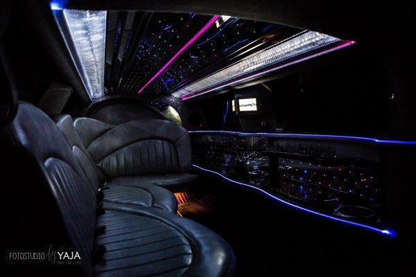 Chrysler limousine - Fotogallerij 4