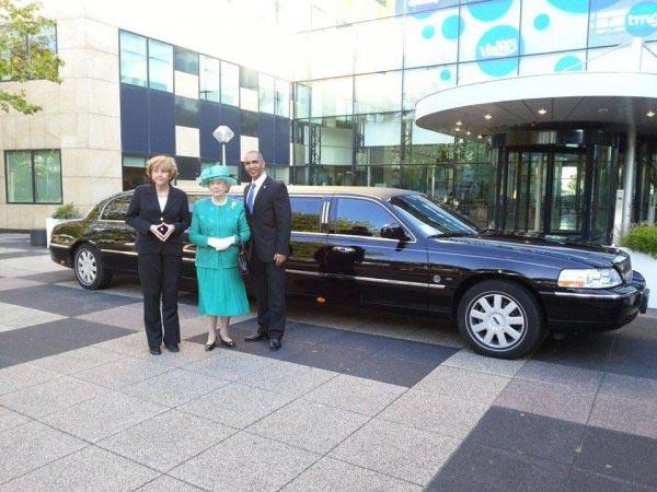 Lincoln limousine - Fotogallerij 1
